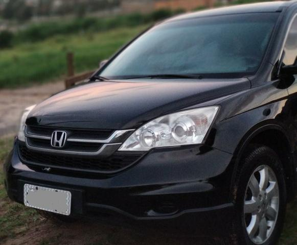 Honda Cr-v 2º dono IPVA 2019 pago - 2011