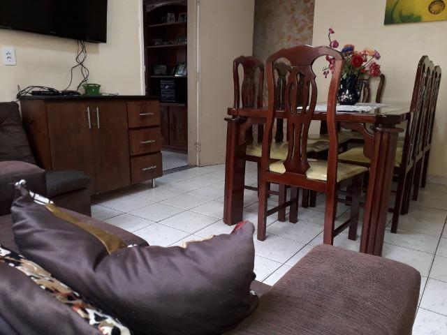 QNC 01 Ótima casa 3 quartos mais sobrado só 580 mil aceita financiamento - Foto 9