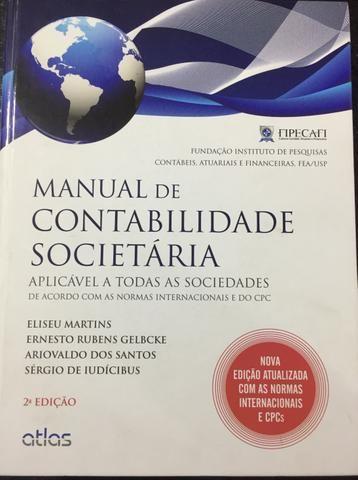 FIPECAF-manual de contabilidade societária - Foto 2