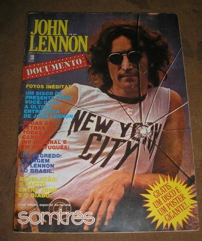 John Lennon - Especial Somtrês