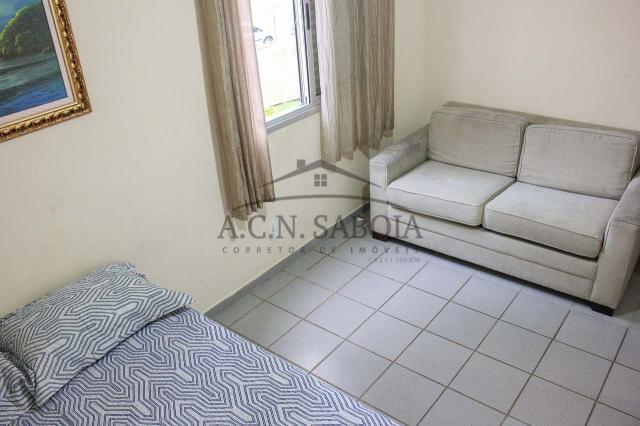 Apartamento à venda com 1 dormitórios em Praia do perequê açu, Ubatuba cod:AP00473 - Foto 16