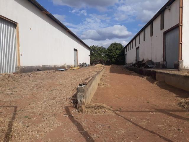 Galpão/depósito/armazém para alugar em Distrito industrial, Uberlândia cod:876388 - Foto 4