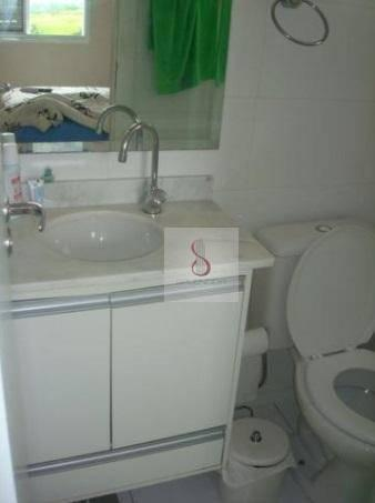 Apartamento com 3 dormitórios à venda, 81 m² por r$ 400.000,00 - urbanova - são josé dos c - Foto 17