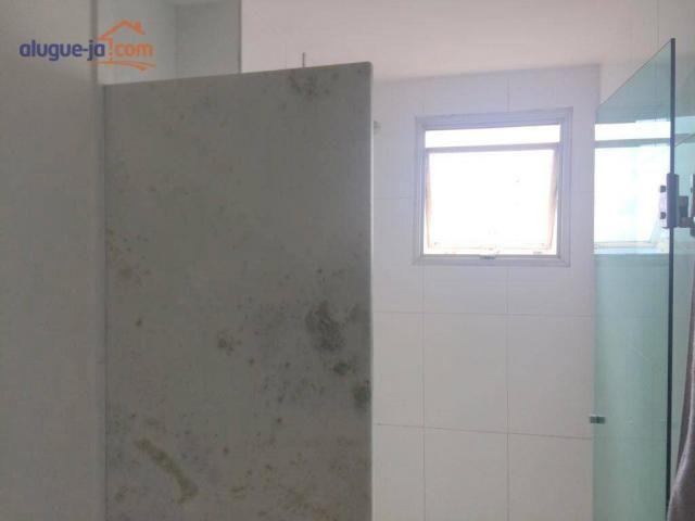 Apartamento com 3 dormitórios à venda, 120 m² por r$ 450.000 - vila adyana - são josé dos  - Foto 10