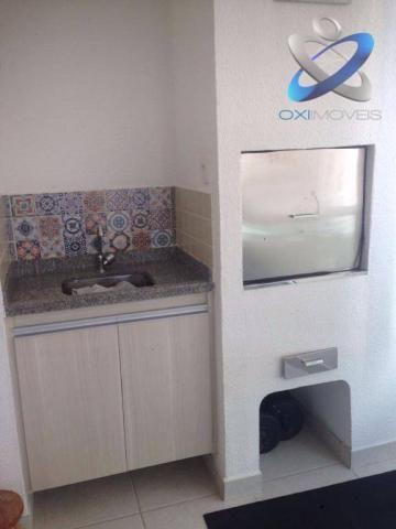 Apartamento com 3 dormitórios à venda, 110 m² - vila ema - são josé dos campos/sp