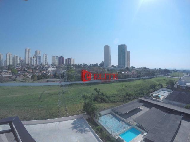 Apartamento com 3 dormitórios à venda, 105 m² por r$ 560.000,00 - jardim aquarius - são jo - Foto 4