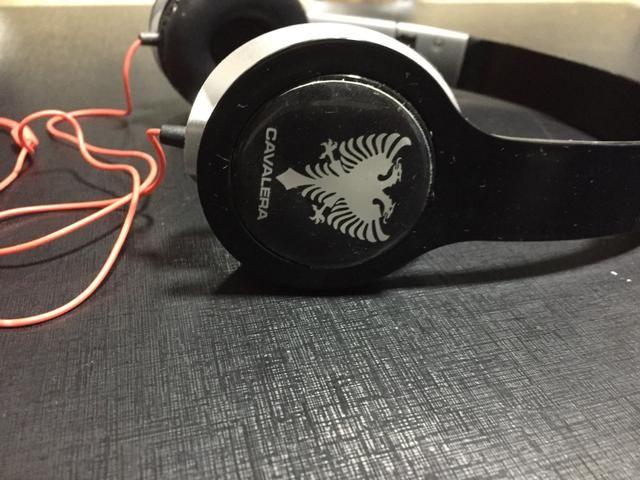 Fone headphone Cavalera - Foto 2