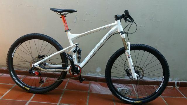 Bicicleta Lapierre X Control 227