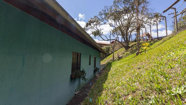 Casa à venda com 4 dormitórios em Vila abernéssia, Campos do jordão cod:55727 - Foto 10