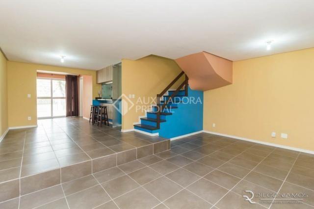 Casa de condomínio para alugar com 3 dormitórios em Pedra redonda, Porto alegre cod:301057 - Foto 2