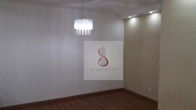 Apartamento com 3 dorms à venda, 92 m² por r$ 477.000 e locação por r$ 1.620,00 - vila bet - Foto 4