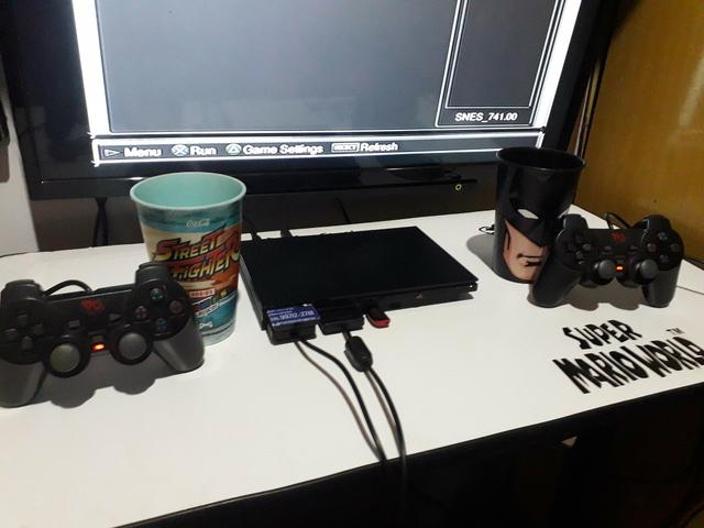 PlayStation 2 sistema open loader (aceito cartao) - Foto 2