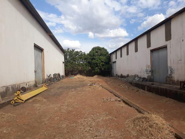 Galpão/depósito/armazém para alugar em Distrito industrial, Uberlândia cod:876388 - Foto 3