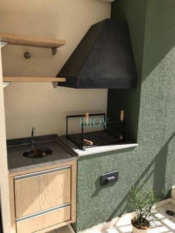 Apartamento com 2 dormitórios à venda, 62 m² por r$ 420.000 - jardim aquarius - Foto 7
