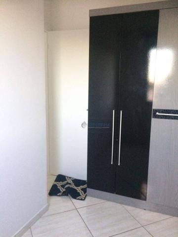 Apartamento com 2 dormitórios à venda, 57 m² por r$ 180.000 - parque residencial flamboyan - Foto 6