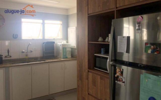 Apartamento com 3 dormitórios à venda, 120 m² por r$ 450.000 - vila adyana - são josé dos  - Foto 3