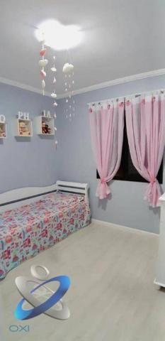 Apartamento com 3 dormitórios à venda, 62 m² por r$ 275.000 - jardim américa - são josé do - Foto 12