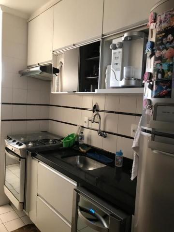 Apartamento com 3 dormitórios à venda, 75 m² por r$ 355.000,00 - jardim das colinas - são  - Foto 6