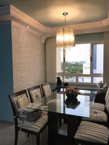 Apartamento com 3 dormitórios à venda, 75 m² por r$ 355.000,00 - jardim das colinas - são  - Foto 2