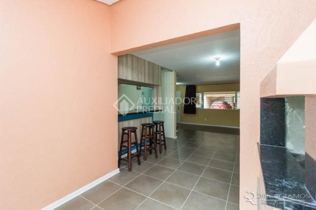 Casa de condomínio para alugar com 3 dormitórios em Pedra redonda, Porto alegre cod:301057 - Foto 9