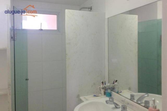Apartamento com 3 dormitórios à venda, 120 m² por r$ 450.000 - vila adyana - são josé dos  - Foto 6