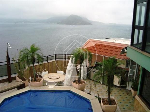 Apartamento à venda com 5 dormitórios em Icaraí, Niterói cod:862672 - Foto 2