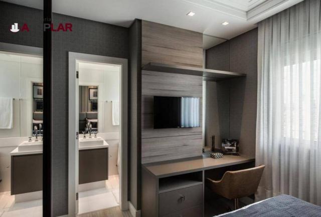 Apartamento com 3 suítes à venda, 180 m² por r$ 2.340.000 - centro - balneário camboriú/sc - Foto 19