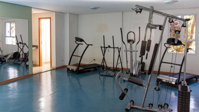 Apartamento à venda com 3 dormitórios em Capivari, Campos do jordão cod:55823 - Foto 13