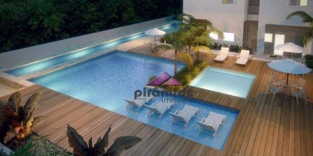Apartamento à venda, 78 m² por r$ 616.000,00 - jardim aquarius - são josé dos campos/sp - Foto 14