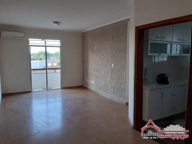 Apartamento no edifício new jersey jacarei sp