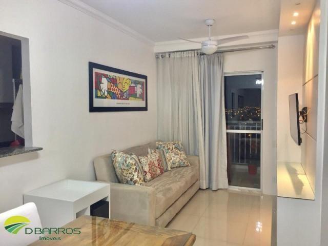 Apartamento taubate- vl s geraldo - 3 dorms - 1 suite - 2 salas - 2 banheiros - sacada - 1 - Foto 7