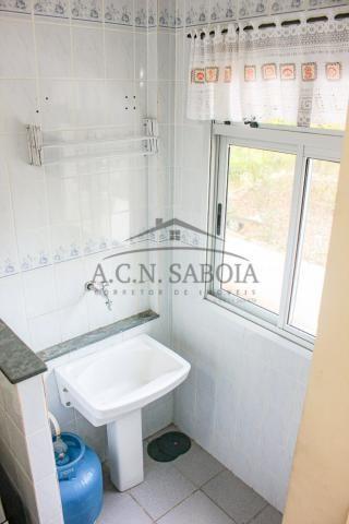 Apartamento à venda com 1 dormitórios em Praia do perequê açu, Ubatuba cod:AP00473 - Foto 7