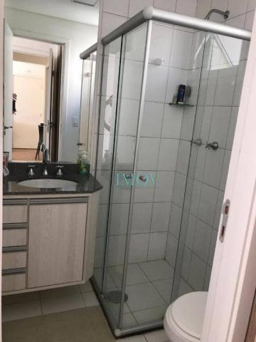 Apartamento com 2 dormitórios à venda, 62 m² por r$ 420.000 - jardim aquarius - Foto 16