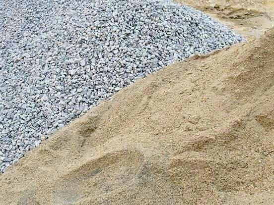 Areia, Pedra, Pedrisco e Terra pelos melhores preços de Pindamonhangaba