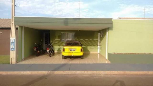 Casa de condomínio à venda com 3 dormitórios em Brodowski, Brodowski cod:V168809