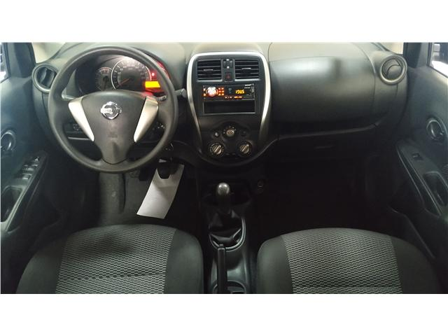 Nissan Versa 1.0 12v flex 4p manual - Foto 3