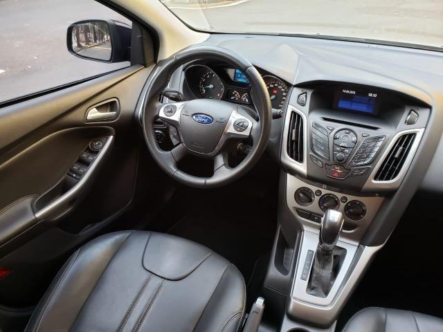 Ford Focus Se aut todo revisado na autorizada - Foto 14