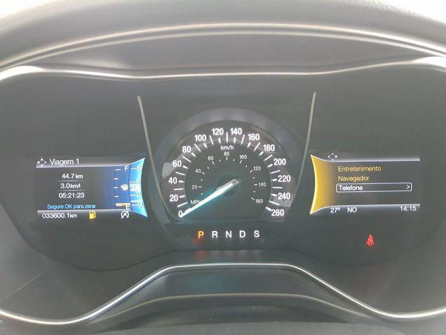 Ford Fusion SEL 2.0 Ecoboost - Foto 9