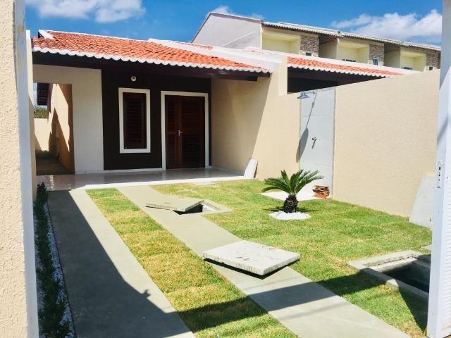 Documentação gratis; 2 quartos ,2 banheiros , 2 vagas de garagem fino acabamento - Foto 2
