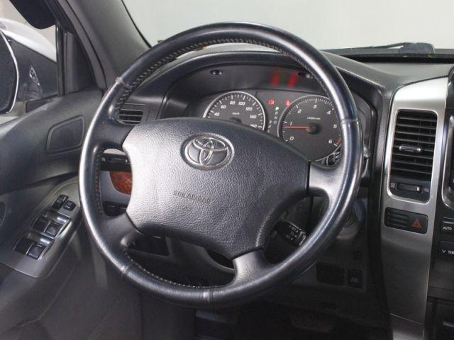 Land Cruiser Prado 3.0 4x4 TB Diesel Aut  D TETO  - Foto 12