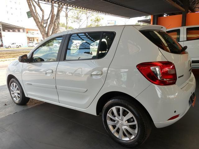 "Renault/ Sandero 1.6 expression ""40.000 km"" - Foto 8"