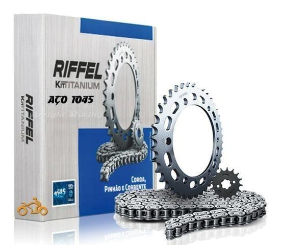 Promoção Relação Riffel Todas Motos