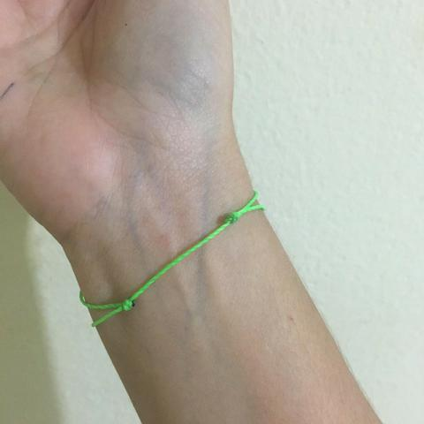 Pulseira Bracelete Infinito - Foto 4