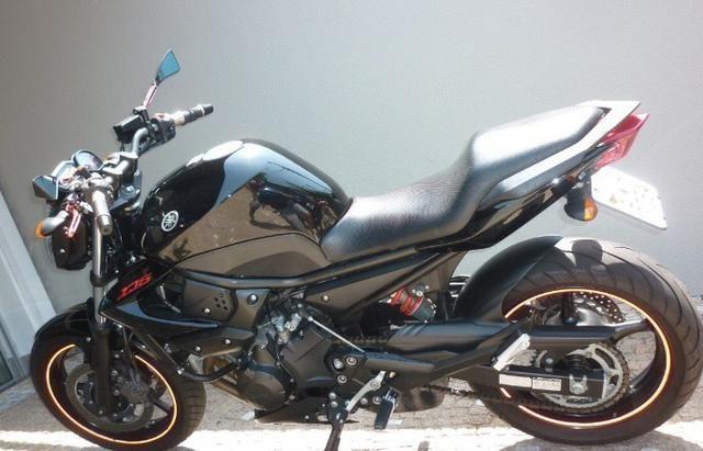 Yamaha xj6/ FAÇO POR CONTRATO!! - Foto 6