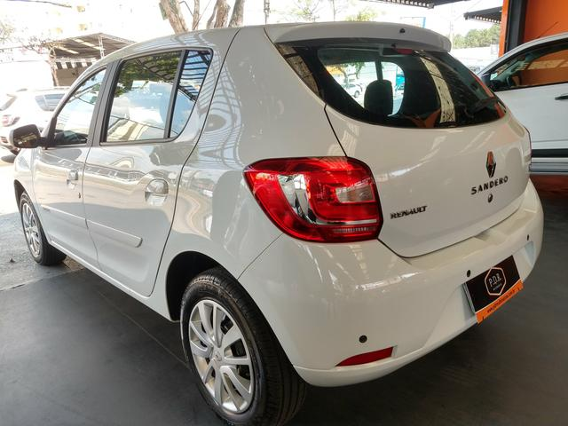 "Renault/ Sandero 1.6 expression ""40.000 km"" - Foto 7"