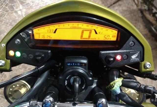 Honda Hornet/ FAÇO POR CONTRATO!! - Foto 5