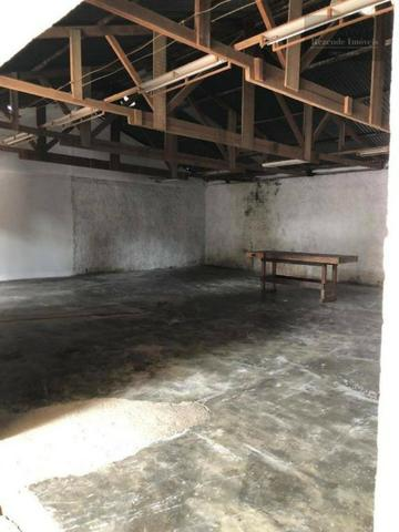 LF-BA0016 Excelente Barracão com Casa para alugar, 238 m² por R$ 3.000/mês - Foto 6