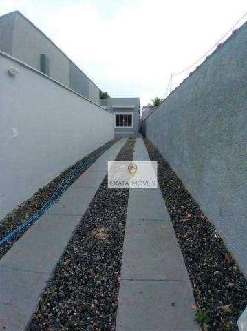 Lançamento! Casas lineares com bom quintal, Extensão Serramar/Rio das Ostras. - Foto 11