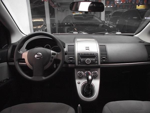 Nissan Sentra 2.0 Flex 12/13 Prata Cód. 5519 - Foto 9