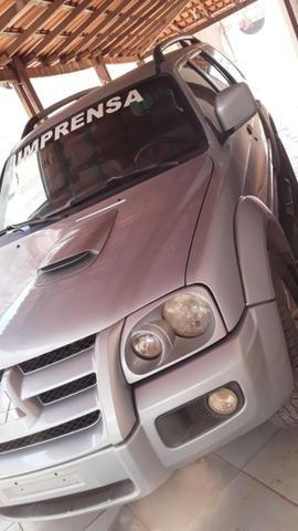 Troco Pajero 2009 em Frontier 2013 - Foto 5